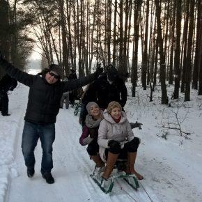 Kulig Wspólnotowy 16.02.2017
