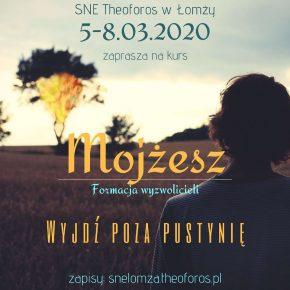 Kurs Mojżesz 5-8.03.2020