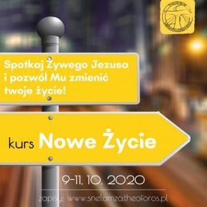 Kurs Nowe Życie Łomża 9-11.10.2020