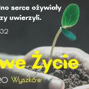 Kurs Nowe Życie Wyszków 20-22.11.2020