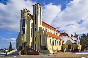Parafia Świętego Franciszka